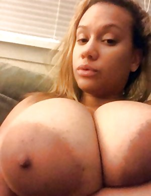 Big Boobs Selfshot Porn Pictures